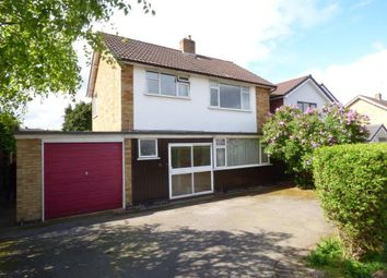 Thumbnail 3 bed detached house for sale in Hidcote Road, Leicester