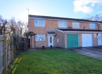 Thumbnail 4 bedroom semi-detached house for sale in Lynford Way, Rushden