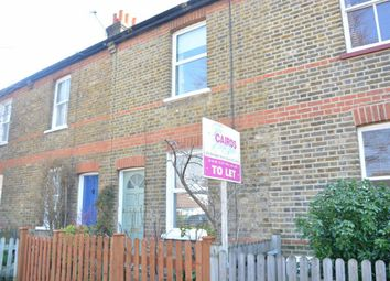 Thumbnail 2 bed terraced house to rent in Portland Place, Epsom