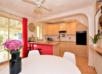 Thumbnail 3 bed end terrace house for sale in Brenchley Road, Gillingham, Kent