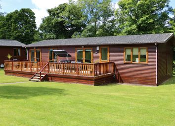 Thumbnail 2 bedroom lodge for sale in The Glade, St Minver