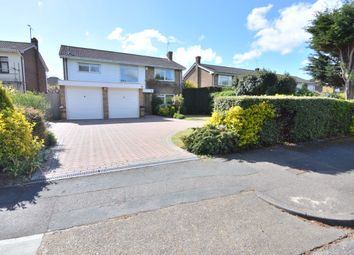 Thumbnail 4 bedroom detached house for sale in Shoebury Road, Southend-On-Sea