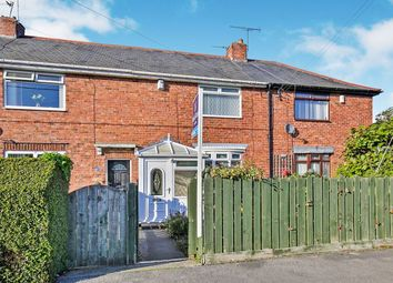 Thumbnail 2 bed terraced house for sale in Laurel Crescent, Pelton, Chester Le Street