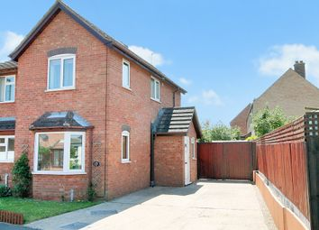 Thumbnail 2 bedroom semi-detached house for sale in Tharp Way, Chippenham