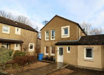 Thumbnail 4 bed link-detached house for sale in Burghmuir Court, Linlithgow