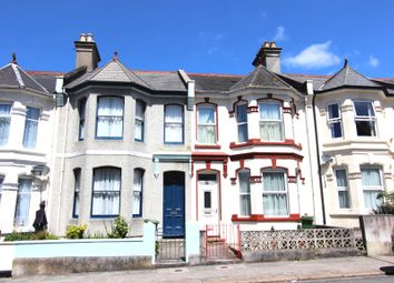 Thumbnail 4 bed terraced house to rent in Pasley Street, Stoke, Plymouth