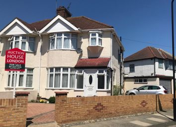 Thumbnail 3 bed semi-detached house for sale in St. Peters Road, Southall, Middlesex