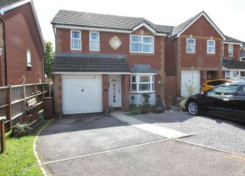 Nightingale Lawns, Cullompton EX15. 4 bed detached house