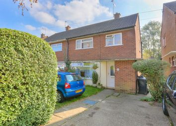 Thumbnail 3 bed semi-detached house for sale in Grasmere Road, St.Albans