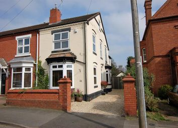 Thumbnail 4 bed end terrace house for sale in Bridle Road, Wollaston
