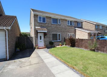 Thumbnail 3 bed semi-detached house for sale in Eastlea, Clevedon