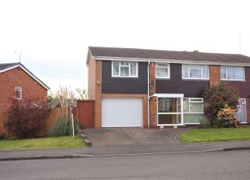 Thumbnail 4 bedroom semi-detached house for sale in Blossom Hill, Erdington, Birmingham