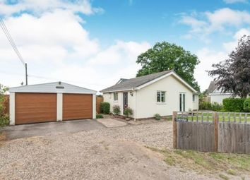 Thumbnail 2 bed bungalow for sale in Coney Weston, Bury St. Edmunds, Suffolk