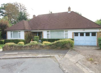 Thumbnail 2 bed detached bungalow for sale in The Circuits, Pinner