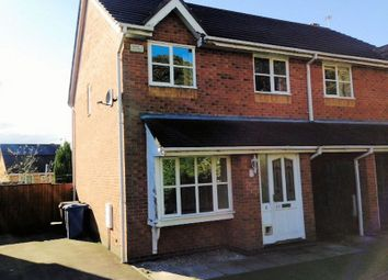 Thumbnail 3 bedroom semi-detached house to rent in Inglewood Close, Bury