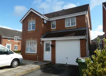 Thumbnail 4 bedroom detached house for sale in Chaytor Drive, The Shires, Nuneaton