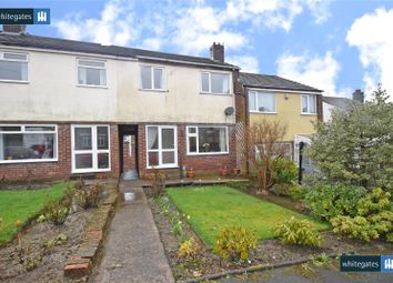 3 bed terraced house for sale in Lees Bank Road, Cross Roads, Keighley, West Yorkshire BD22