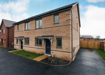 Thumbnail 3 bed semi-detached house for sale in Cowslip Drive, Carlton In Lindrick