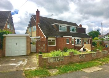 Thumbnail 3 bedroom semi-detached house for sale in Grafton Way, Duston, Northampton
