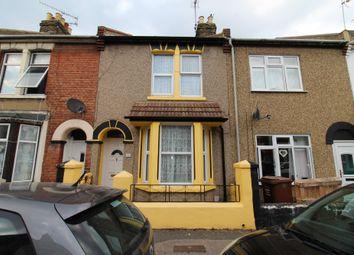 Thumbnail 4 bedroom terraced house for sale in Livingstone Road, Gillingham