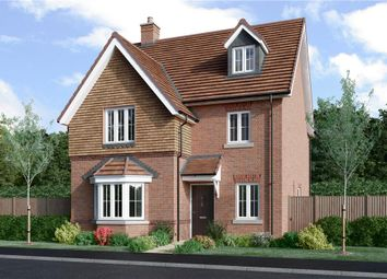 """Thumbnail 4 bed detached house for sale in """"Hascombe"""" at Elmbridge Road, Cranleigh"""
