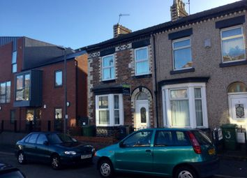 Thumbnail 2 bedroom end terrace house to rent in Southwick Road, Tranmere, Birkenhead