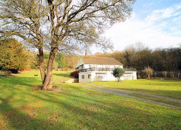 Thumbnail 3 bed detached bungalow for sale in Knatts Valley Road, Knatts Valley, Sevenoaks