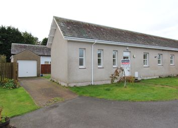 Thumbnail 2 bed semi-detached bungalow for sale in 16 Queich Place, Kinross