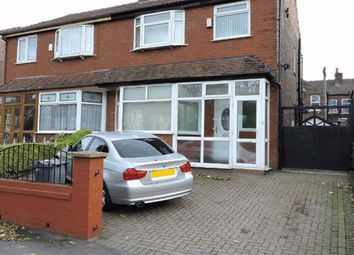3 bed semi-detached house for sale in Moseley Road, Levenshulme, Manchester M19