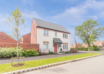 3 bed detached house for sale in Dewberry Road, Tidbury Green, Solihull B90