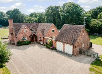 Howe Lane, Binfield, Berkshire RG42. 4 bed detached house for sale