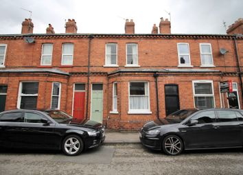 Thumbnail 2 bed terraced house for sale in Prospect Terrace, York