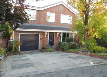 Thumbnail 4 bed detached house for sale in Hornsea Road, Offerton, Stockport