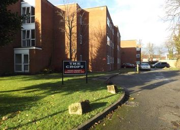 Thumbnail 2 bedroom flat for sale in The Croft, Mile End, Stockport, Cheshire