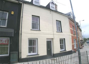 Thumbnail 4 bed terraced house for sale in Bridgend Square, Haverfordwest, Pembrokeshire
