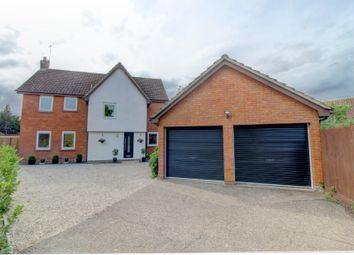 Acres End, Chelmsford CM1. 4 bed detached house