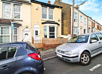 Thumbnail 2 bed terraced house to rent in Chatsworth Road, Gillingham, Kent