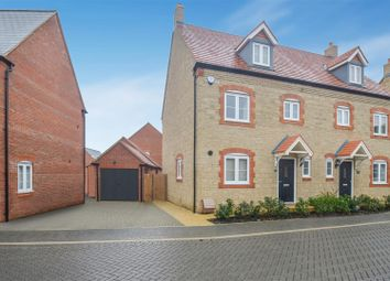 Thumbnail 4 bed semi-detached house for sale in Wetherby Road, Bicester