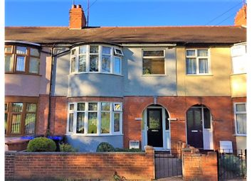 Thumbnail 3 bed terraced house for sale in Delapre Crescent Road, Far Cotton