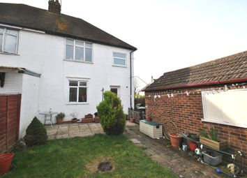 Thumbnail 3 bed semi-detached house to rent in Woodland Way, Baldock
