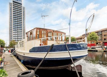 Thumbnail 5 bed houseboat for sale in Boardwalk Place, London