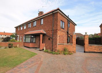 Thumbnail 3 bed semi-detached house to rent in The Crescent, Northallerton