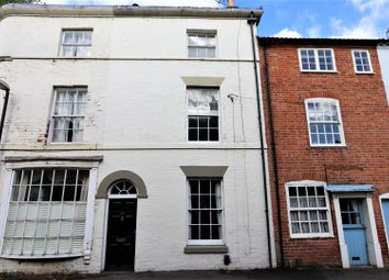 Thumbnail 3 bedroom town house for sale in Clapgun Street, Castle Donington