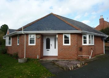 Thumbnail 2 bed detached bungalow to rent in St. Michaels Green, Welshampton, Ellesmere