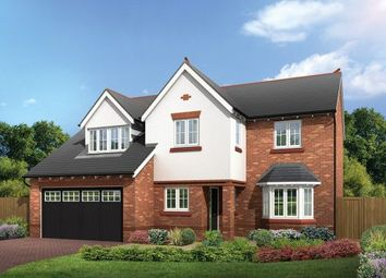 Thumbnail 5 bed detached house for sale in The Chesham, The Hawthorns, Common Lane, Lach Dennis, Northwich, Cheshire