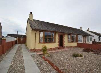 Thumbnail 2 bed bungalow for sale in Underwood Road, Prestwick, South Ayrshire