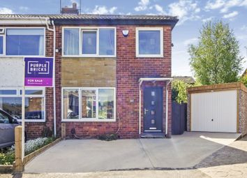 3 bed end terrace house for sale in Grey Court, Outwood, Wakefield WF1