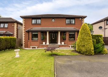 Thumbnail 4 bed detached house for sale in Clune Road, Gowkhall, Dunfermline