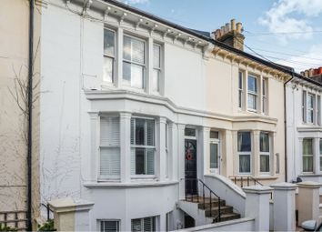 Thumbnail 1 bed flat for sale in Goldstone Road, Hove