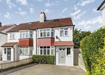 Bourne Lane, Caterham, Surrey CR3. 4 bed semi-detached house
